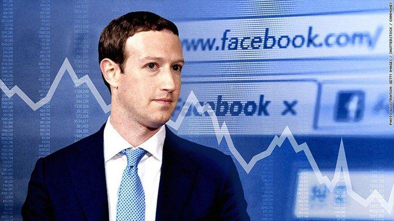 Lluvia de demandas a Facebook por utilización de datos