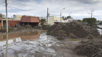 barrio juan xxiii: el 20% de la gente no volvio a sus casas