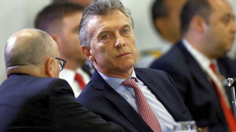 Macri: la inflación baja a una menor velocidad de la que soñé