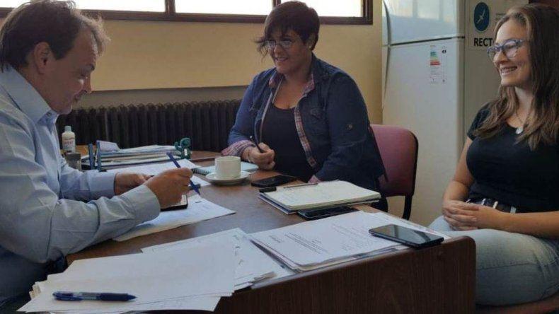 Jornadas preuniversitarias en Río Mayo