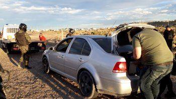 secuestraron un auto que tenia pedido de captura