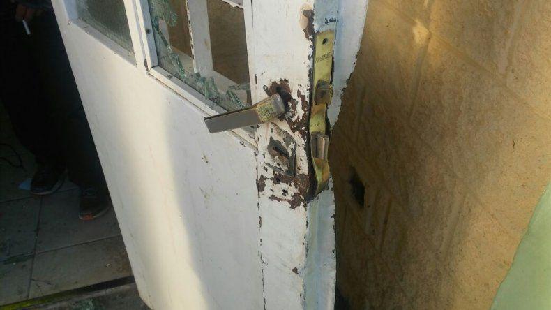 Se robaron hasta los kits escolares en una vecinal