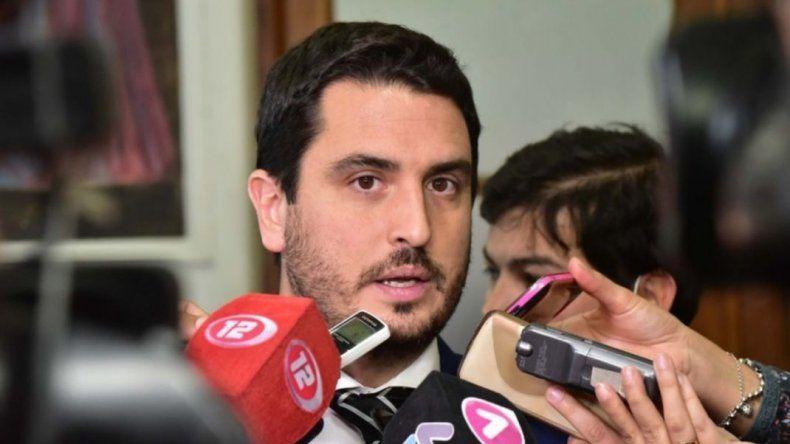 Diego Martínez Zapata renunció a la Fiscalía de Estado