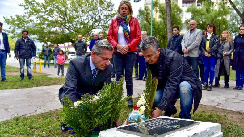 En Rawson se realizó la conmemoración oficial del Día Nacional por la Memoria, la Verdad y la Justicia