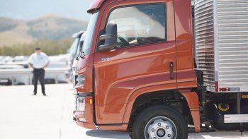 camiones delivery: para logistica urbana