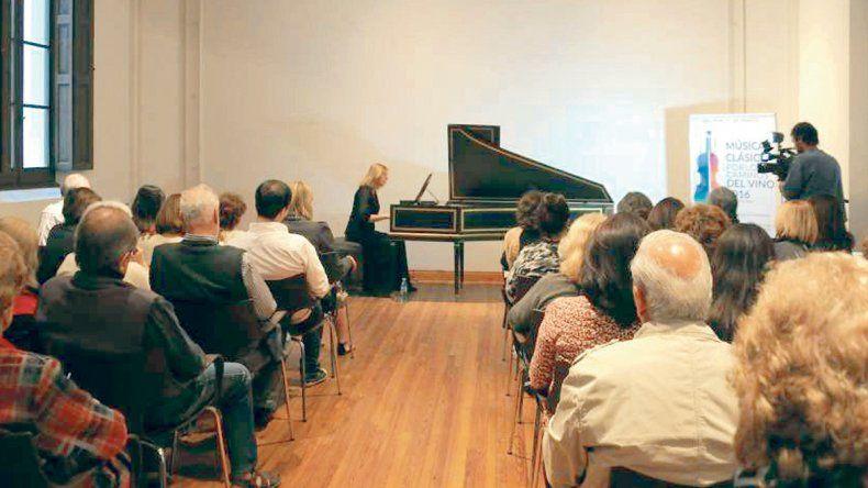 Mendoza: Música Clásica por  los Caminos del Vino