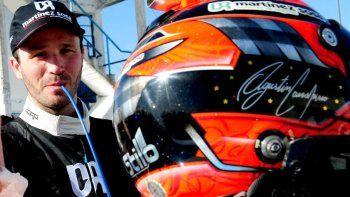 El arrecifeño Agustín Canapino fue otra vez el más veloz en la clasificación del Top Race.