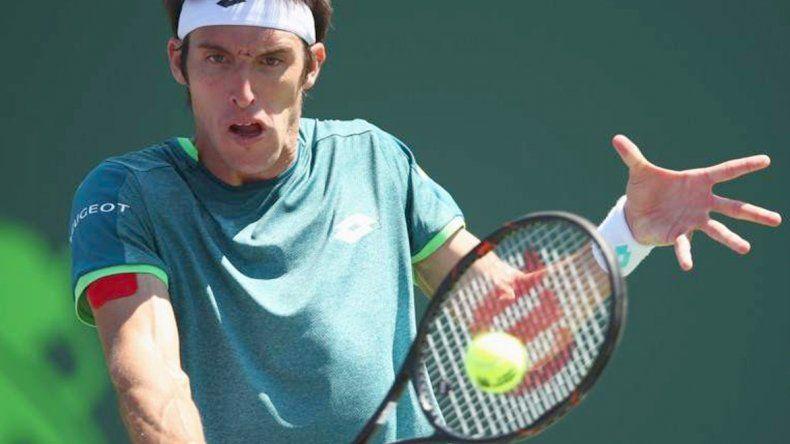 El Yacaré Mayer quedó eliminado del Masters 1000 de Miami