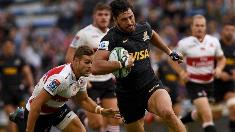 Los Jaguares lograron en la tarde de ayer en la cancha de Vélez su segundo éxito en el Super Rugby.