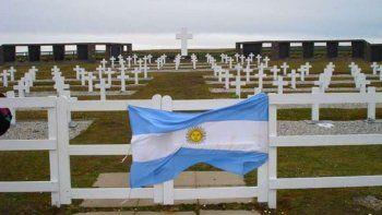 La familia de un soldado correntino identificado en Malvinas quiere traer sus restos al continente