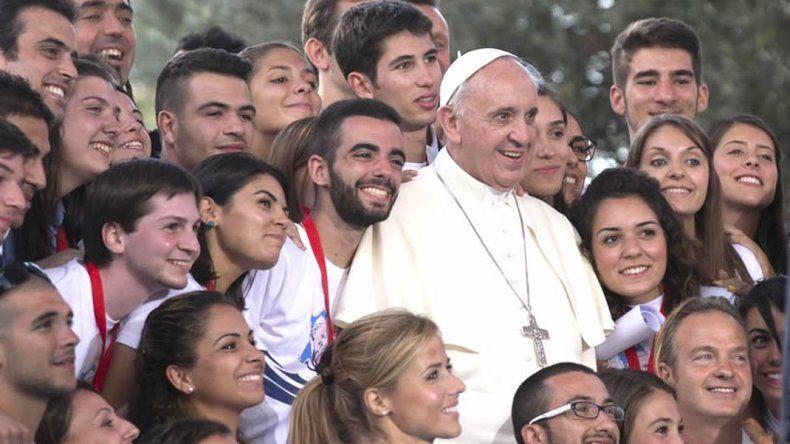 Jóvenes de todo el mundo le pidieron al Papa que condene los abusos sexuales