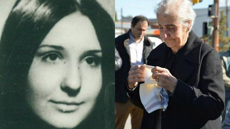 En la plazoleta de Sarmiento colocó una placa en homenaje a Susana Jenkins