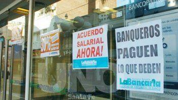 Esta semana la atención en bancos será reducida por asambleas