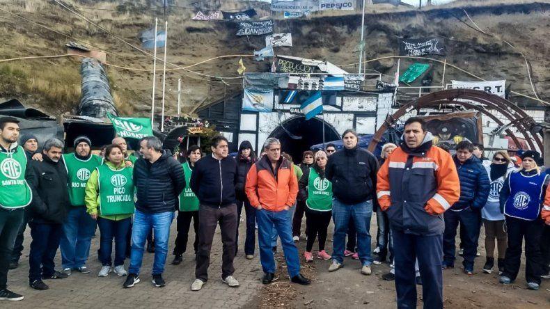 La conducción nacional de ATE definió un paro patagónico para el 5 de abril