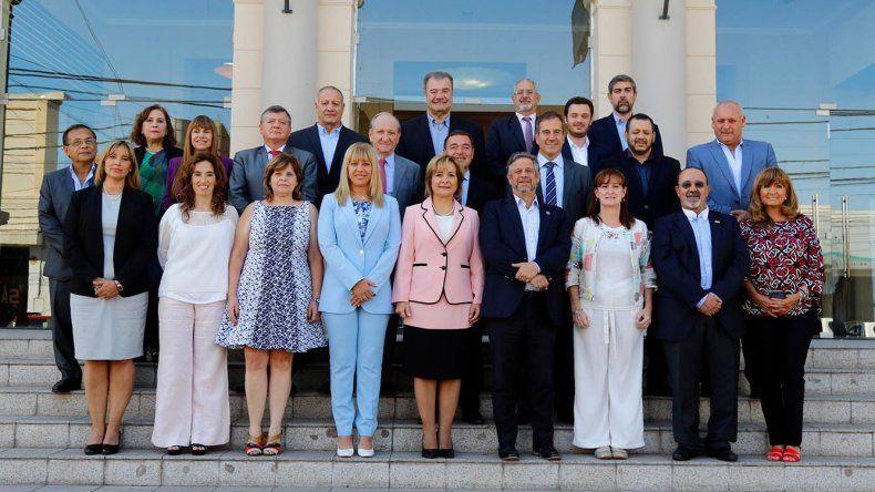 La foto del final. Los responsables provinciales de Salud tomaron nota de los planes que tiene Nación para todos los argentinos.
