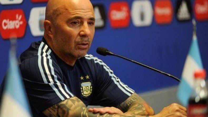 Sampaoli: la prioridad es que la Selección nacional encuentre la identidad que le falta