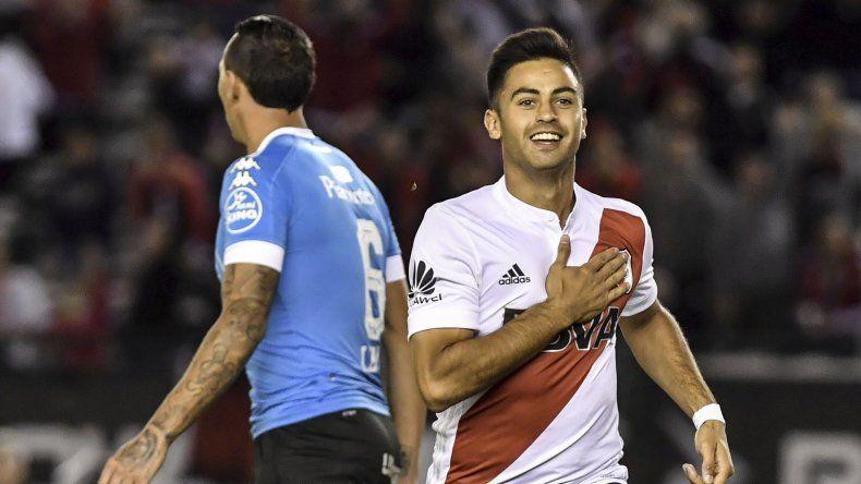 Gonzalo Martínez podría seguir su carrera en Europa en el segundo semestre.