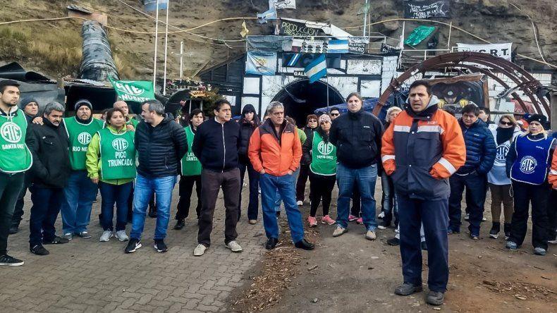 En Río Turbio ATE resolvió un paro patagónico