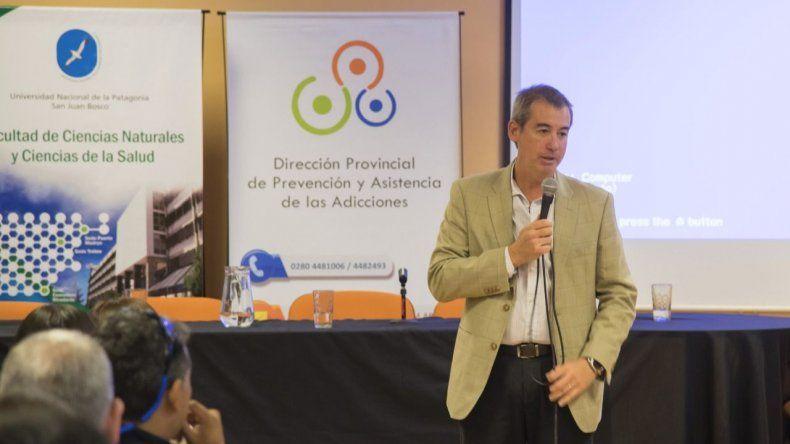 En la Universidad Nacional de la Patagonia San Juan Bosco concluyó el Foro para prevenir el consumo de sustancias en el trabajo.