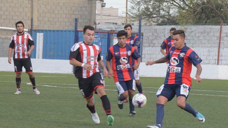 USMA viene de golear 3-0 a Ameghino.
