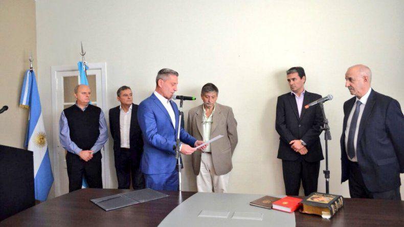 Carlos Lambré asumió en el Ministerio de Hidrocarburos