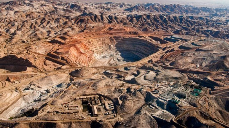 Intendentes de la Meseta presentaron un anteproyecto minero