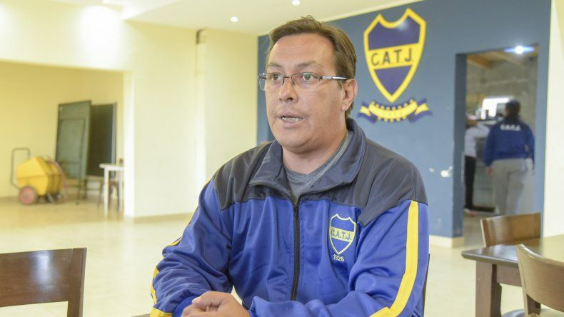 El presidente Luis Naduan comentó sobre los avances en el club Talleres Juniors.