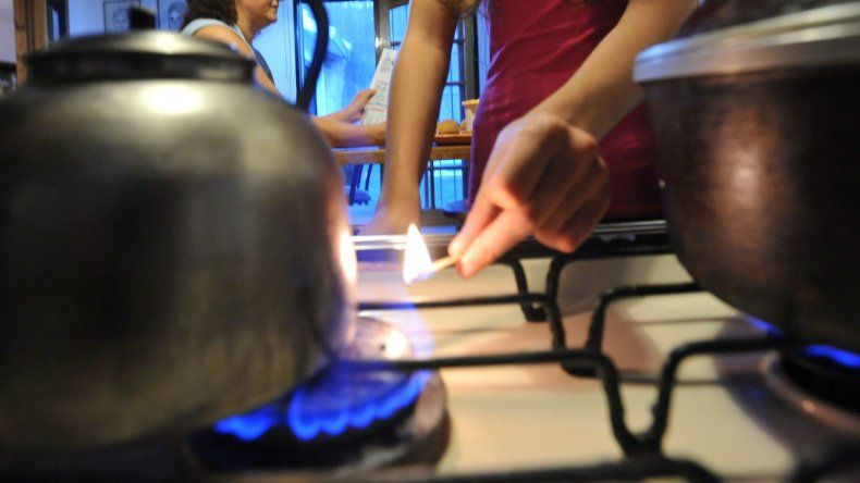 Las tarifas de gas natural por redes tendrán desde el domingo incrementos de hasta el 40% para los usuarios residenciales