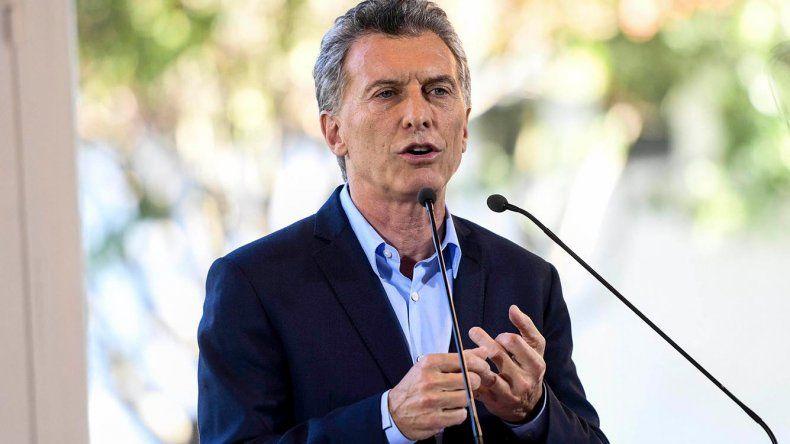 Mauricio Macri aseguró que el país está lejos de una crisis similar a la de 2001
