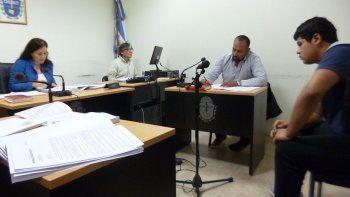Bruno Bustamante seguirá con prisión preventiva por su presunta vinculación con el robo a la bicicletería Saidmar.