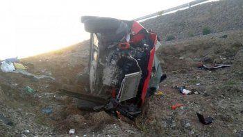 El conductor que falleció cerca de Garayalde se habría dormido al volante