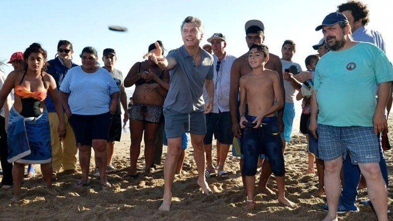 Macri pasará Semana Santa en la costa junto a su familia