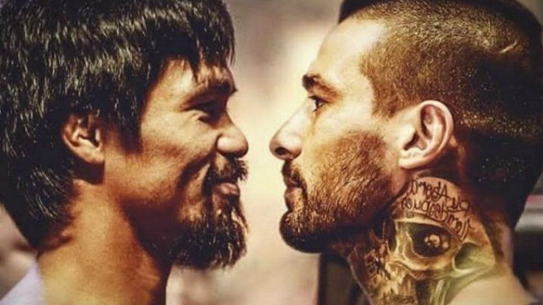 Lucas Matthysse enfrentará a Manny Pacquiao el 8 de julio
