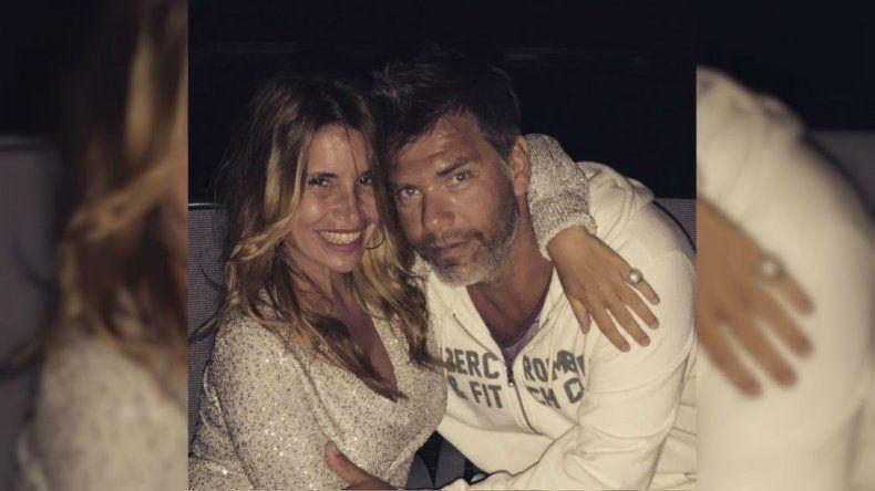 Florencia Peña se casa con Ramiro Ponce de León