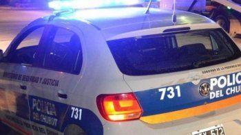 dos detenidos  por el robo de un auto