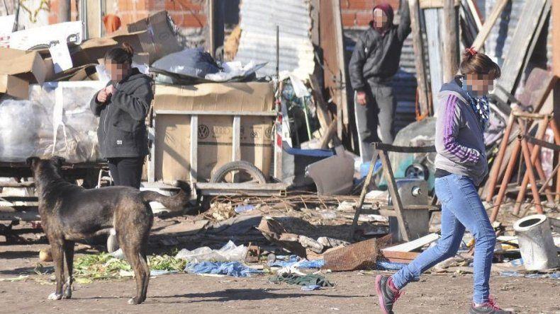 En Comodoro y Rada Tilly más de 34 mil personas son pobres o indigentes
