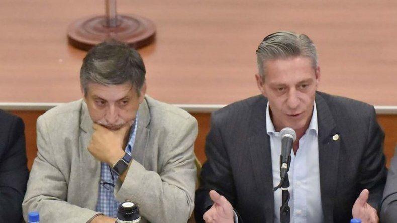 El Gobierno desmintió la renuncia de Arcioni: la idea es desestabilizar