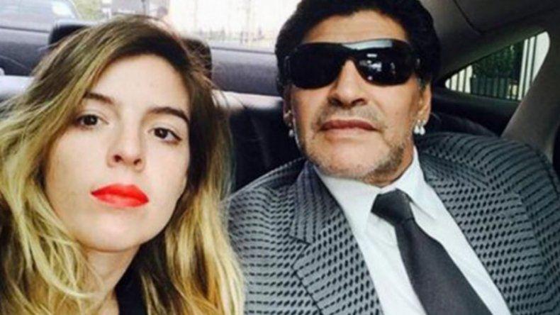 Afirman que Diego no asistirá al casamiento su hija Dalma