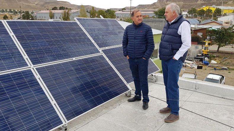Comodoro tiene el primer edificio público de la Patagonia que funciona con energía solar