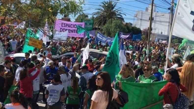 Tarrío confirmó que se mantendrá por  otro mes el pago de sueldos en tramos