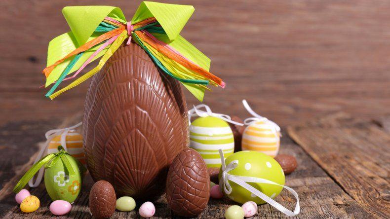 ¿Por qué comemos huevos de chocolate en las Pascuas?