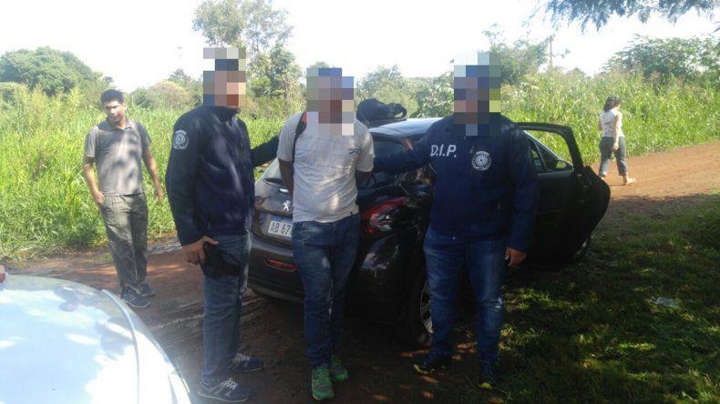 Detuvieron a un hombre en Misiones por el crimen del albañil calcinado