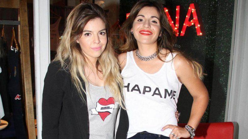 El pedido especial de Dalma Maradona a Gianinna en la noche previa a su boda