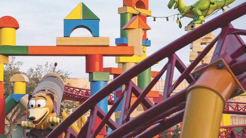 Inauguración Toy Story Land
