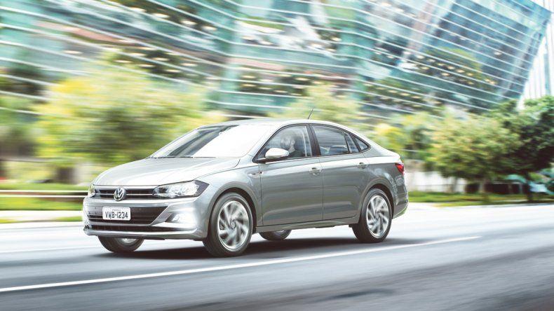 Volkswagen Virtus: Luz verde para el Sedán