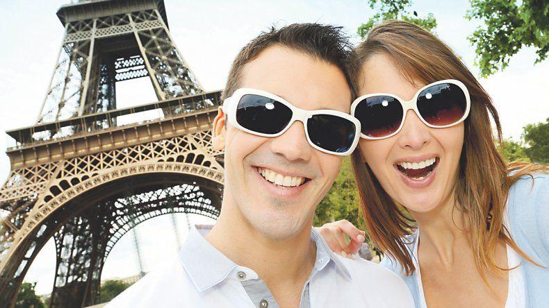 París imparable: batió récord de turistas en 2017