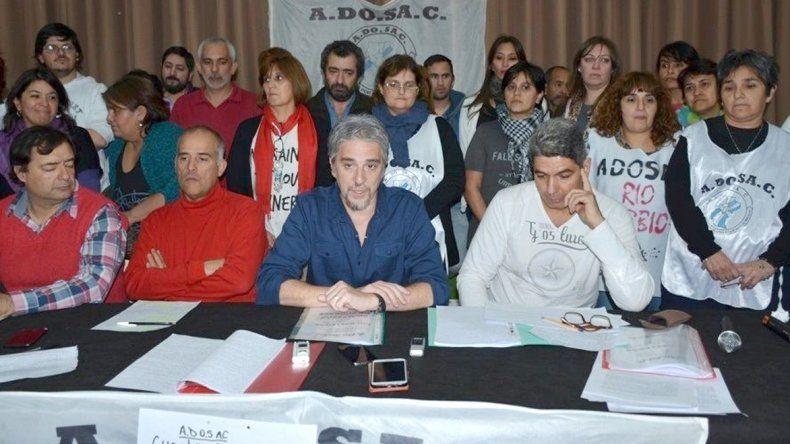 El gremio docente que lidera Pedro Cormack confirmó que llevará adelante otra medida de fuerza el miércoles 4 de abril.