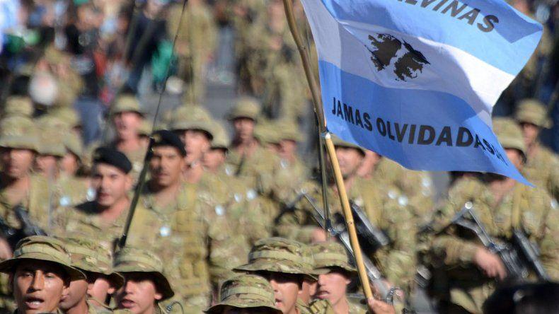 Las actividades centrales tendrán lugar esta noche con la marcha de las antorchas y mañana con el desfile cívico militar.