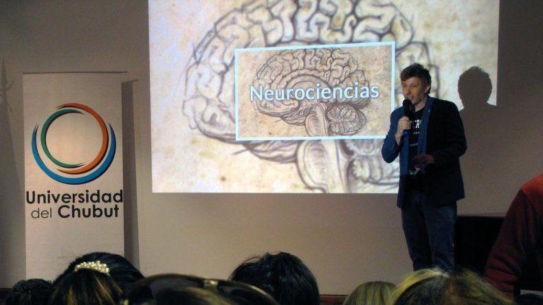 Comienza una nueva instancia de NeuroChubut