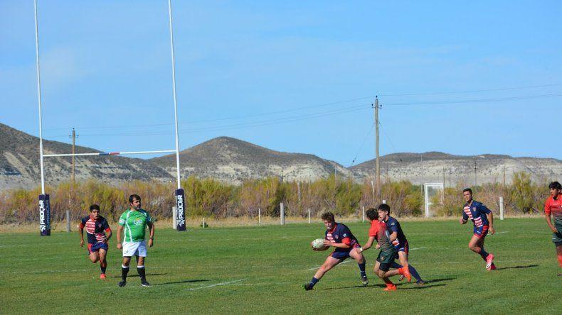 Comodoro RC y Deportivo Portugués también se enfrentaron en Kilómetro 20 con sus divisiones menores.